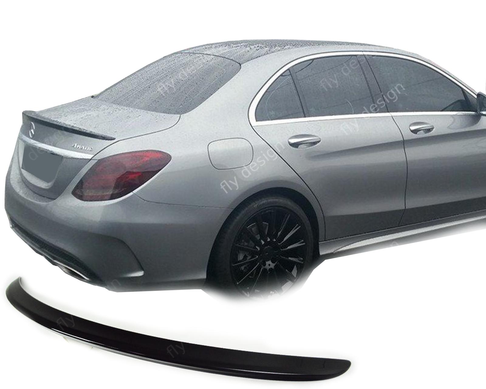 Heckspoiler Mercedes C Klasse Cabriole