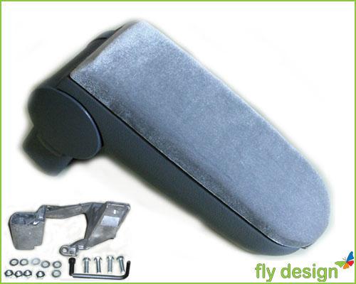 mittelarmlehne armlehne golf bora beetle grau stoff armrest armst tze accoudoir ebay. Black Bedroom Furniture Sets. Home Design Ideas