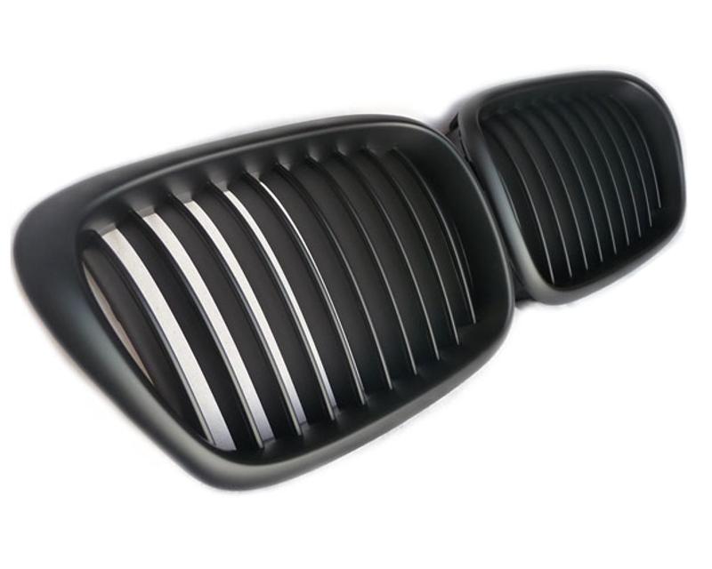 bmw e39 nieren k hlergrill sport front grill touring. Black Bedroom Furniture Sets. Home Design Ideas
