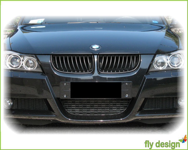 f r bmw e90 e91 limousine touring nieren sport grill. Black Bedroom Furniture Sets. Home Design Ideas