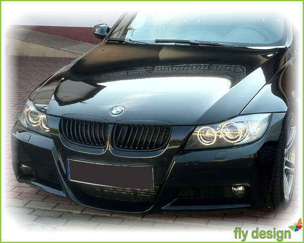 bmw e90 e91 limousine touring nieren sport grill. Black Bedroom Furniture Sets. Home Design Ideas