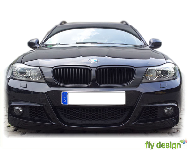 bmw e90 e91 lci limousine touring facelift nieren front. Black Bedroom Furniture Sets. Home Design Ideas