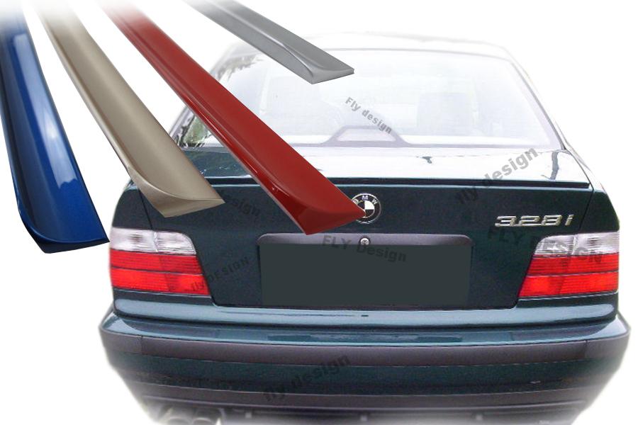 BMW E36 Compact Tuning Spoiler M3 Heckspoiler Lackiert 303