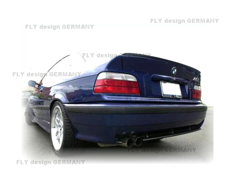 bmw e36 limo m3 heckspoiler spoiler spoilerlippe. Black Bedroom Furniture Sets. Home Design Ideas