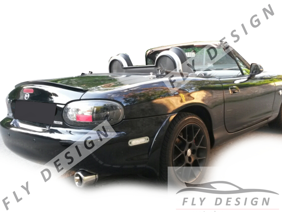 mazda tuning mx 5 mx5 roadster nb nbf 1998 2005 spoiler. Black Bedroom Furniture Sets. Home Design Ideas